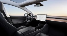 Configurateur Model 3 interieur