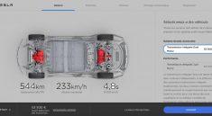 Motorisation-Tesla Model 3