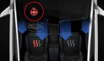 Tesla-Sieges-Volant-Chauffant-Apps