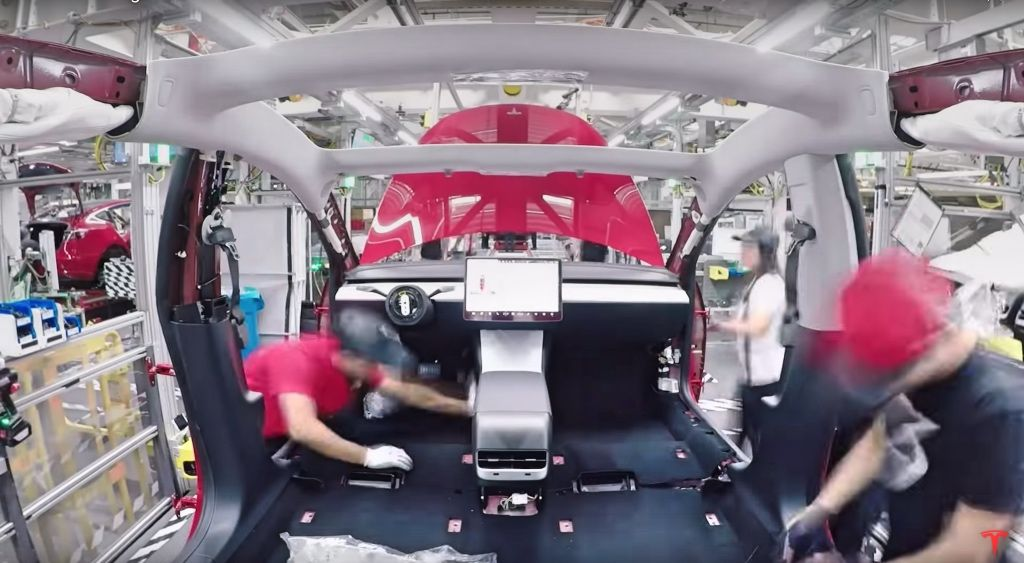Usine-Fabrication-Tesla-Model-3-