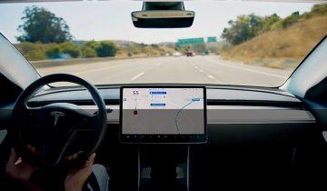 Autopilot Tesla Model 3 S X 2019-