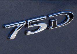 Fin Tesla 75D