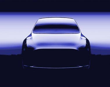 Tesla Model Y-2019