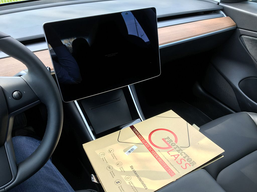 Protection ecran Tesla Model 3