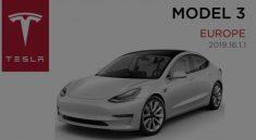 Manuel utilisateur Tesla Model 3 mai 2019