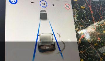 Tesla Mise a jour 2019.16.2 Model 3