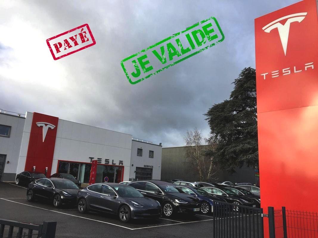 Preparer-livraison-Tesla