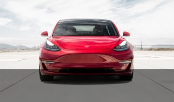 Tesla Model 3 LAO Location Option Achat 393 euros
