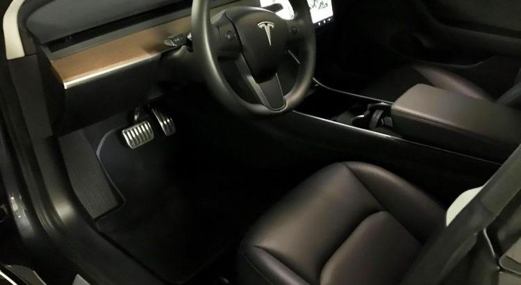 Pedales Performance Tesla Model 3