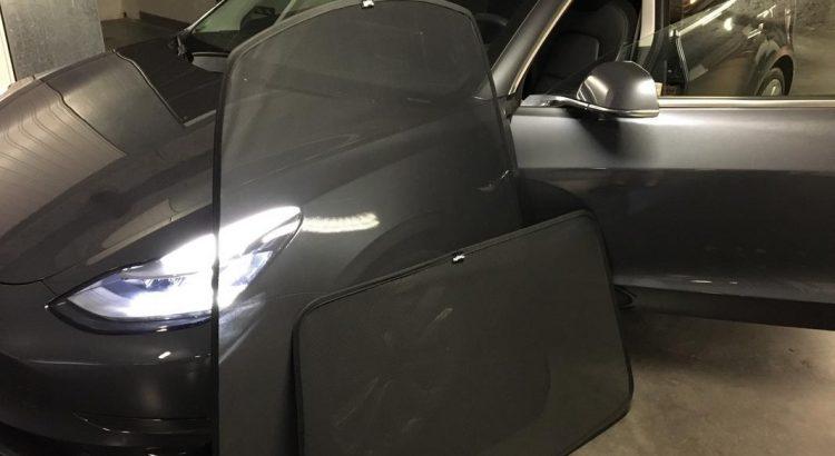 Pare Soleil Tesla Model 3