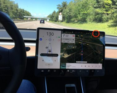 Tesla Model 3 LTE
