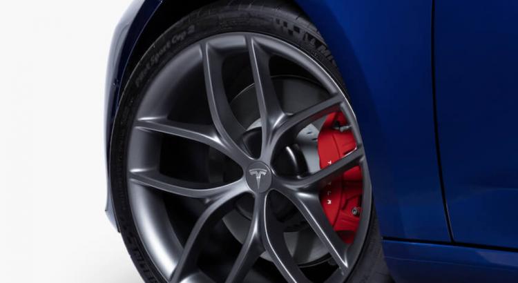 Tesla Model 3 Performance Track Package 2020