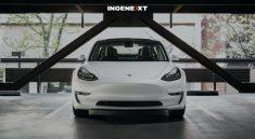 Ingenext Boost Tesla Model 3