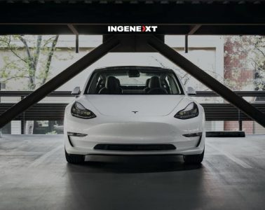 Ingenext Boost Tesla Model 3