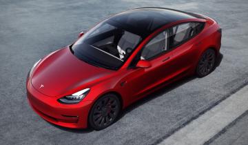 Tesla Model 3 2021 nouvelle