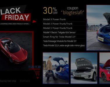 Code Promo Discount code Tesla HannsShow Hautopart