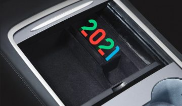 Accessoires Tesla Model 3 2021