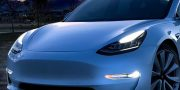 AntiBrouillard Tesla Model 3 SR