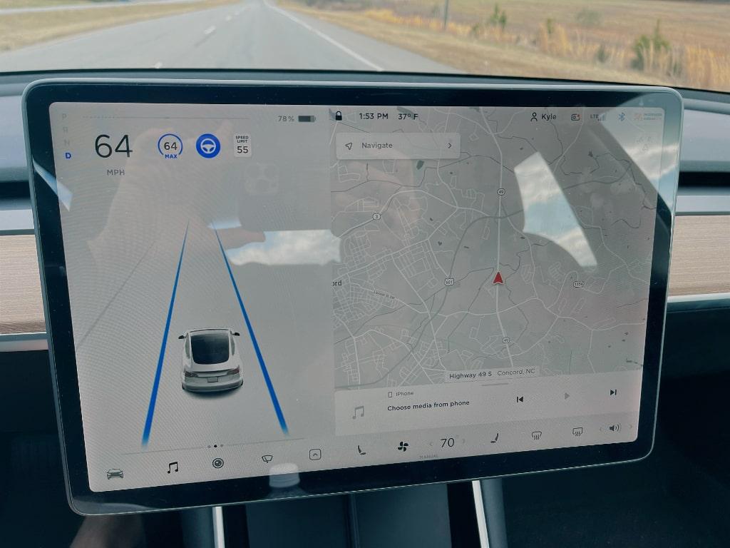 Tesla 2020.48.26 update