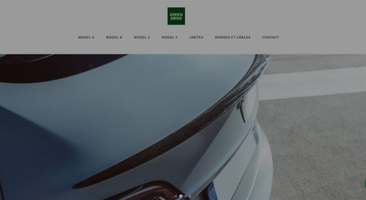 Code promo reduction Greendrive Tesla accessoires