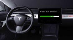 Historique mises à jour Tesla
