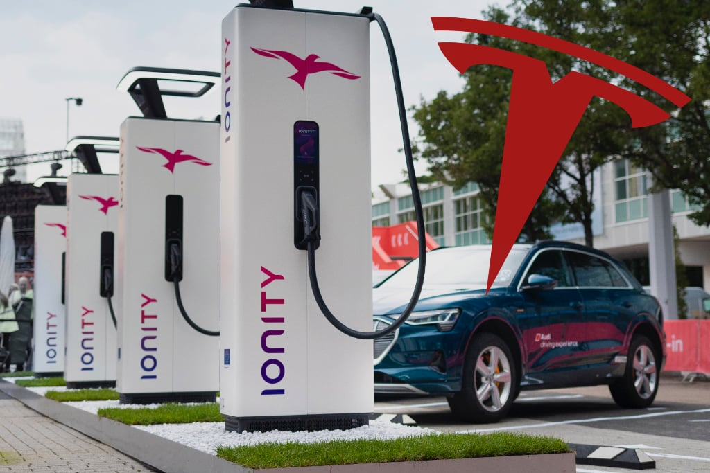 Supercharger vs Ionity 2021