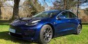 Tesla Model 3 14000km en famille