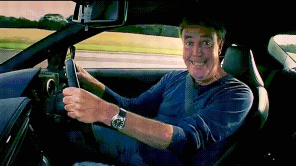 Top Gear Tesla
