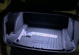 Eclairage coffre Tesla Model 3