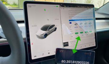 Calculer capacité batterie Tesla Model 3 100 SR LR Performance