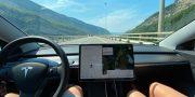 Tesla Model 3 Performance autoroute