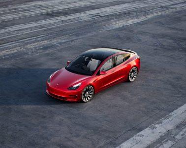 Tesla Model 3 tarifs délais