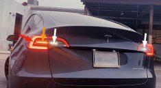 Feux Ar Tesla Model 3 Model Y