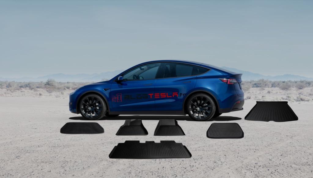 Tapis Tesla Model Y